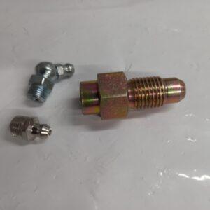 Track adjuster grease valve JCB 802 4 802 7 803 803ZTS