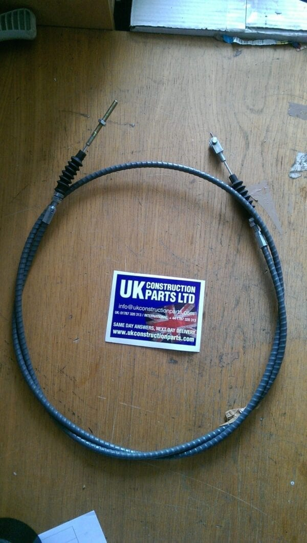 JCB 530-70 throttle cable 331/14325 - Plant Spares Online