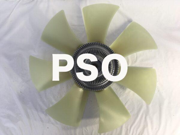 JCB 30/926523 viscous fan - Plant Spares Online
