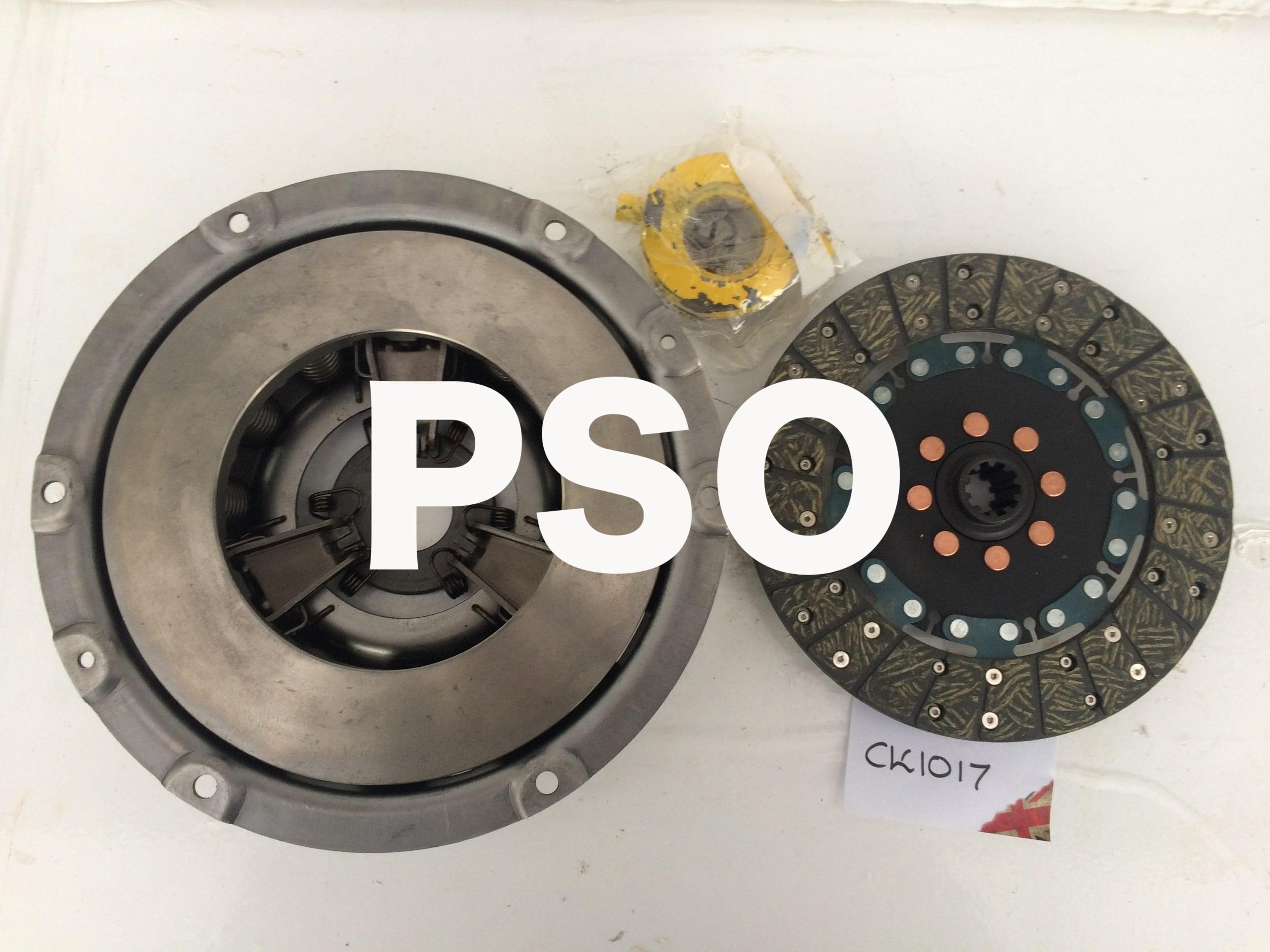 Dumper Clutch Kit  9 inchThwaites Benford Barford Winget